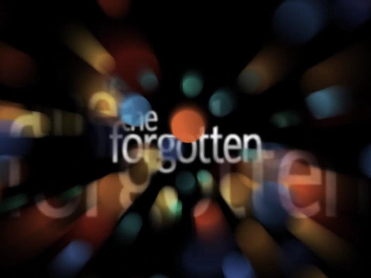 Forgotten Main Titles