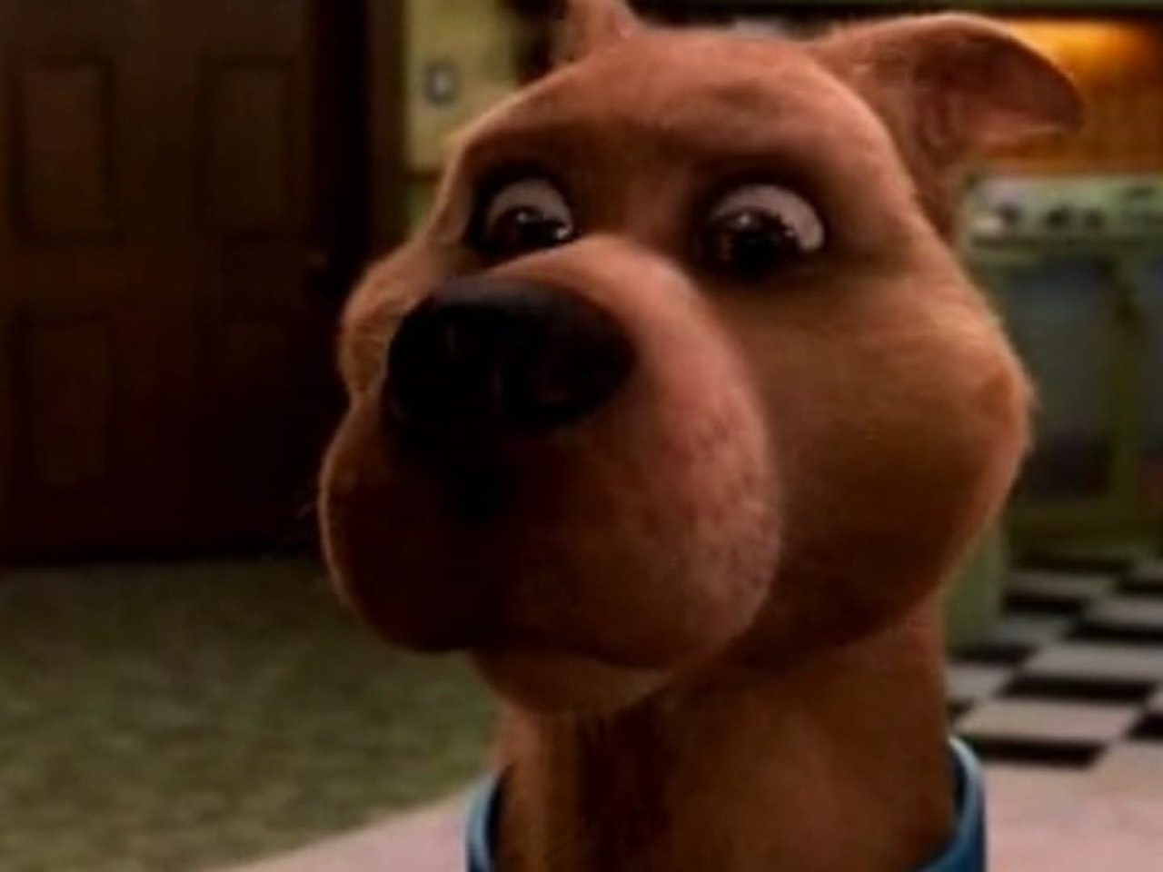 ScoobyDoo Fart Sequence