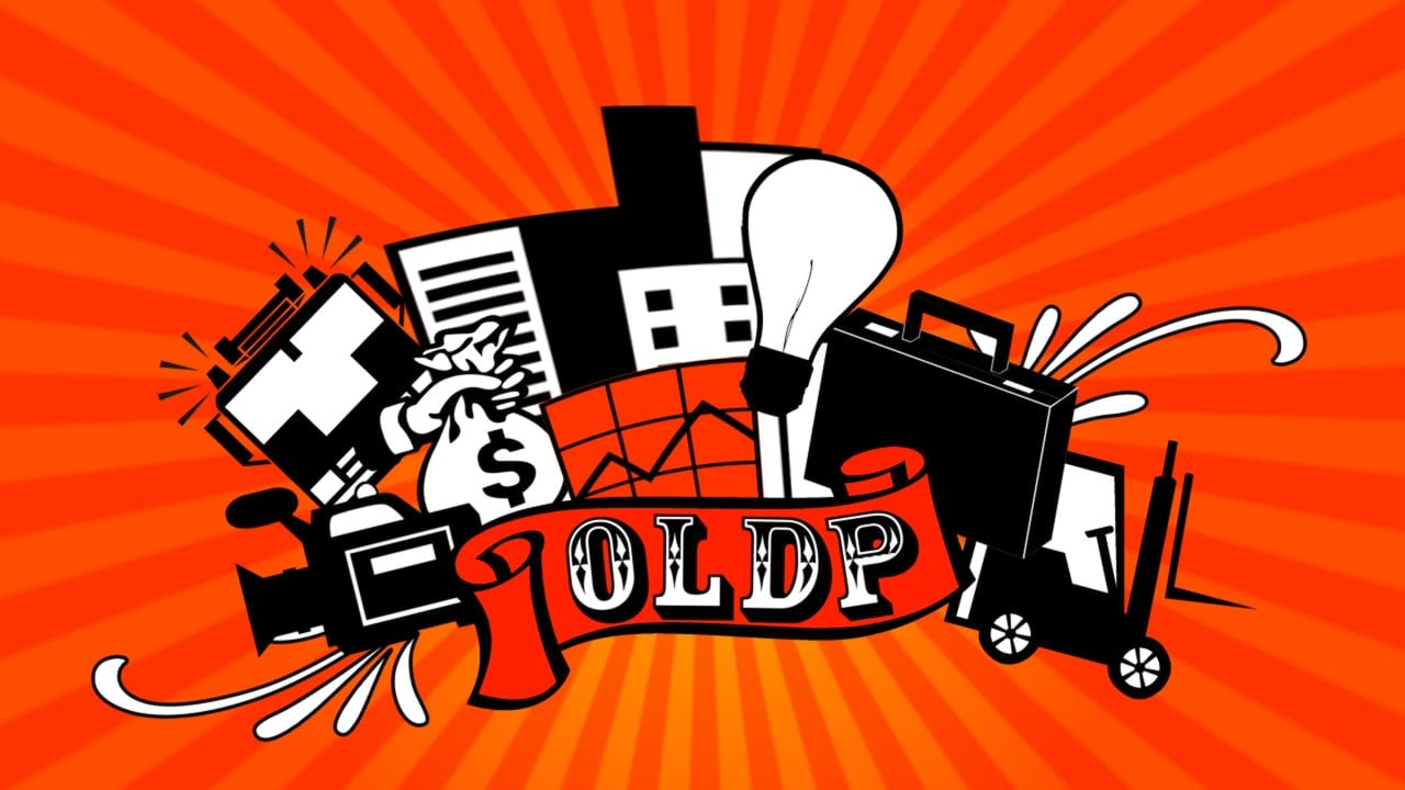 OLDP Main Title
