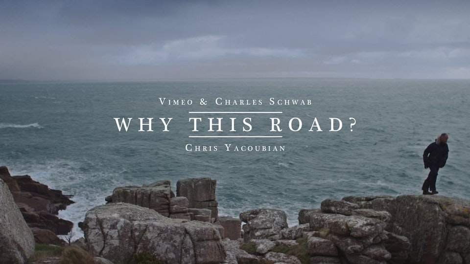 WHY THIS ROAD?