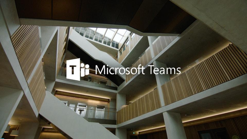 Microsoft Teams & UCL