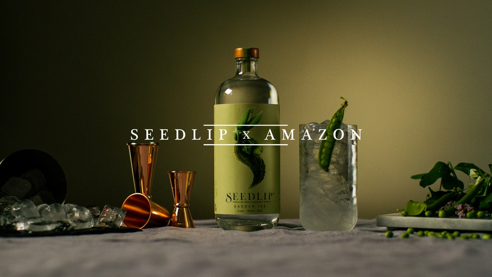 SEEDLIP x AMAZON