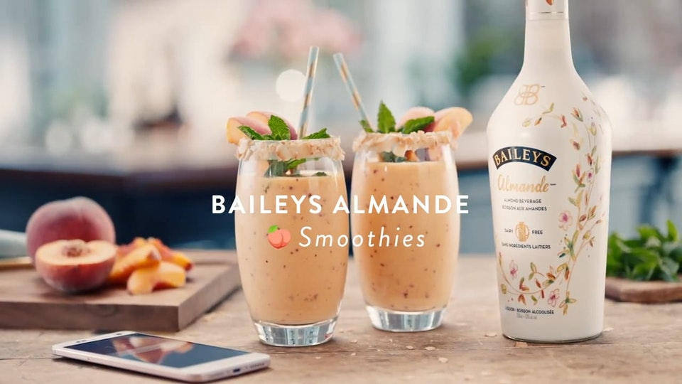 BAILEYS RECIPES