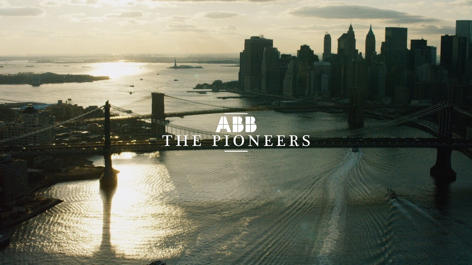 ABB - THE PIONEERS