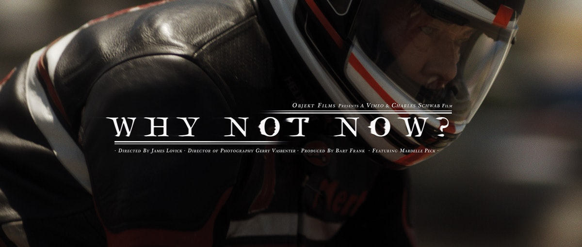 Why Not Now? Director's Commentary