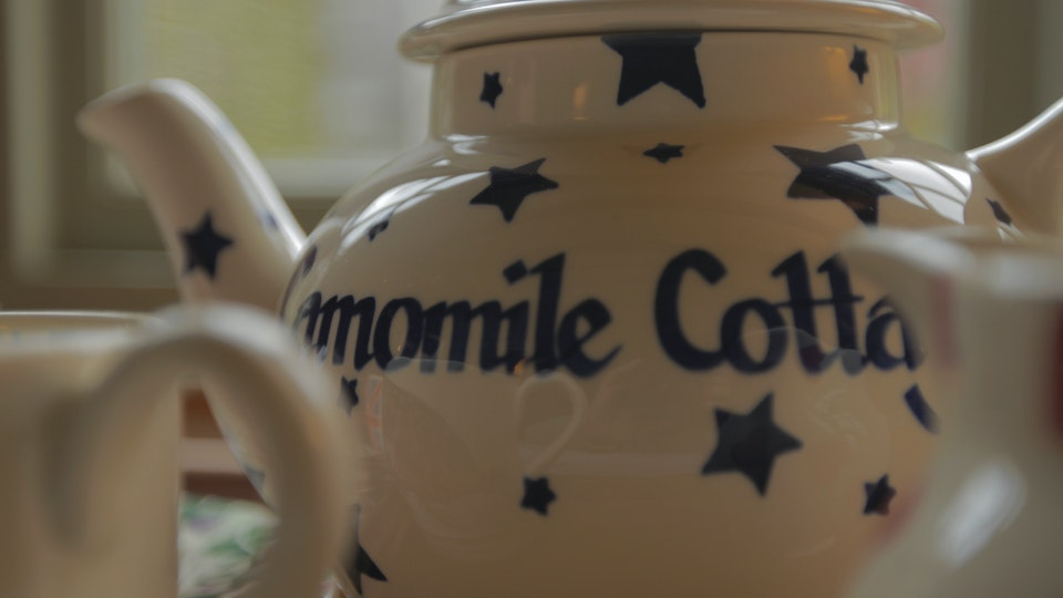 CAMOMILE COTTAGE -