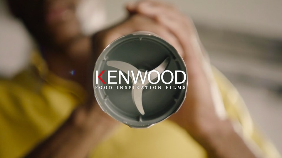 KENWOOD - FOOD INSPIRATION