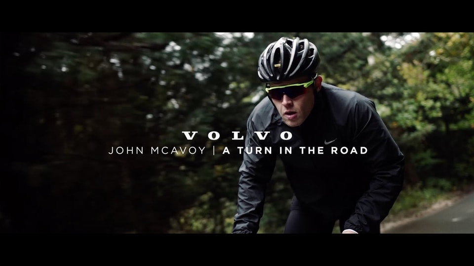 VOLVO - A TURN IN THE ROAD