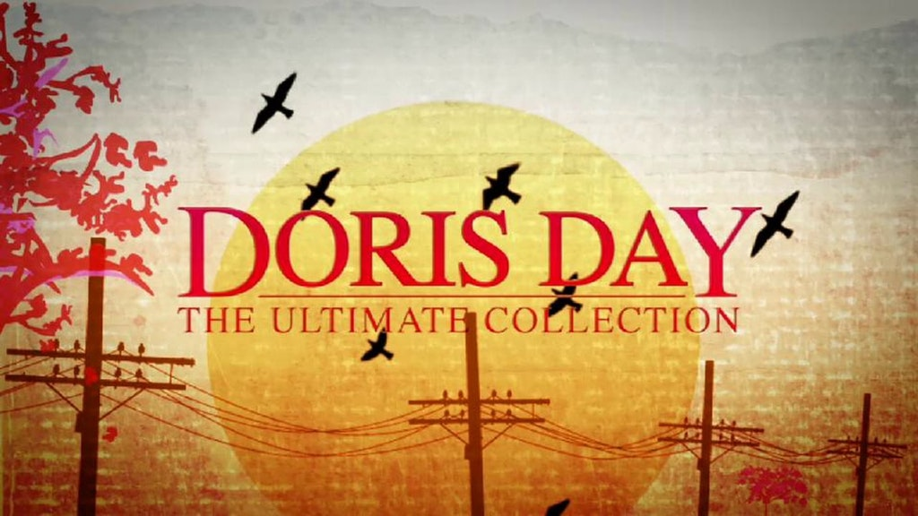 Doris Day Ultimate collection TVC