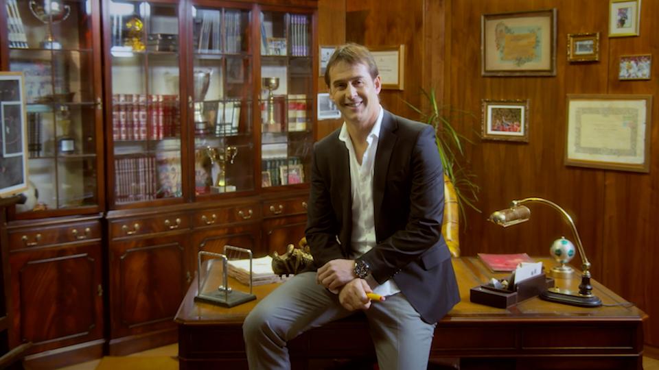 Julio Pérez Pascual - LA QUINIELA - Coach Julen