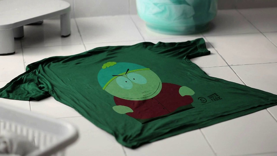 ROHIT IYER |Moving Image Creative & Art Director - South Park Tees