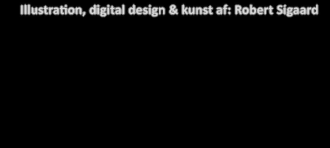 SigArt - Illustrations | Illustrator, kunstner, digital designer og tegner portfolie med Illustrationer, kunst, designs og tegninger