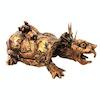 Bronze sculpture: Once upon a hill