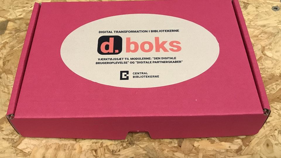 D.boks e-læring til Centralbibliotekerne