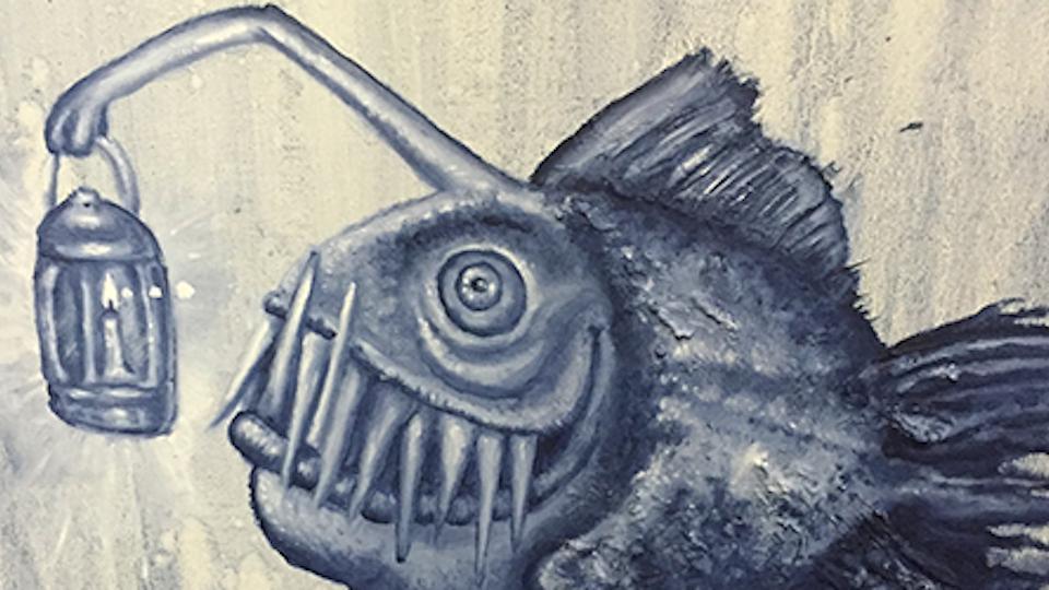 Deep sea fish 1