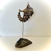 Bronze sculpture: Sea horse