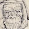 Håndtegning - streg, kul og blæk