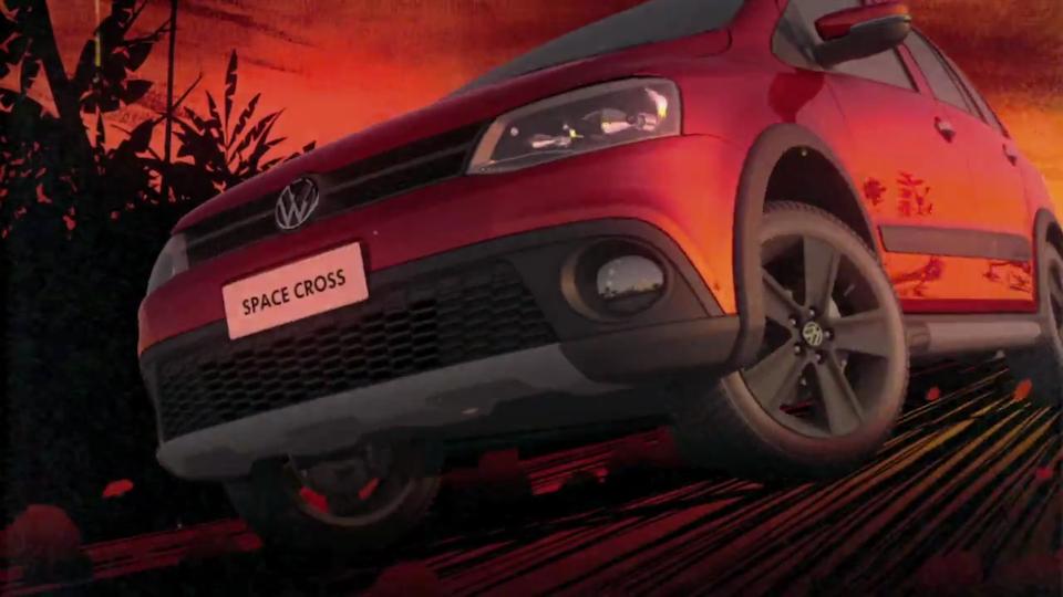 VW SpaceCross - Legends
