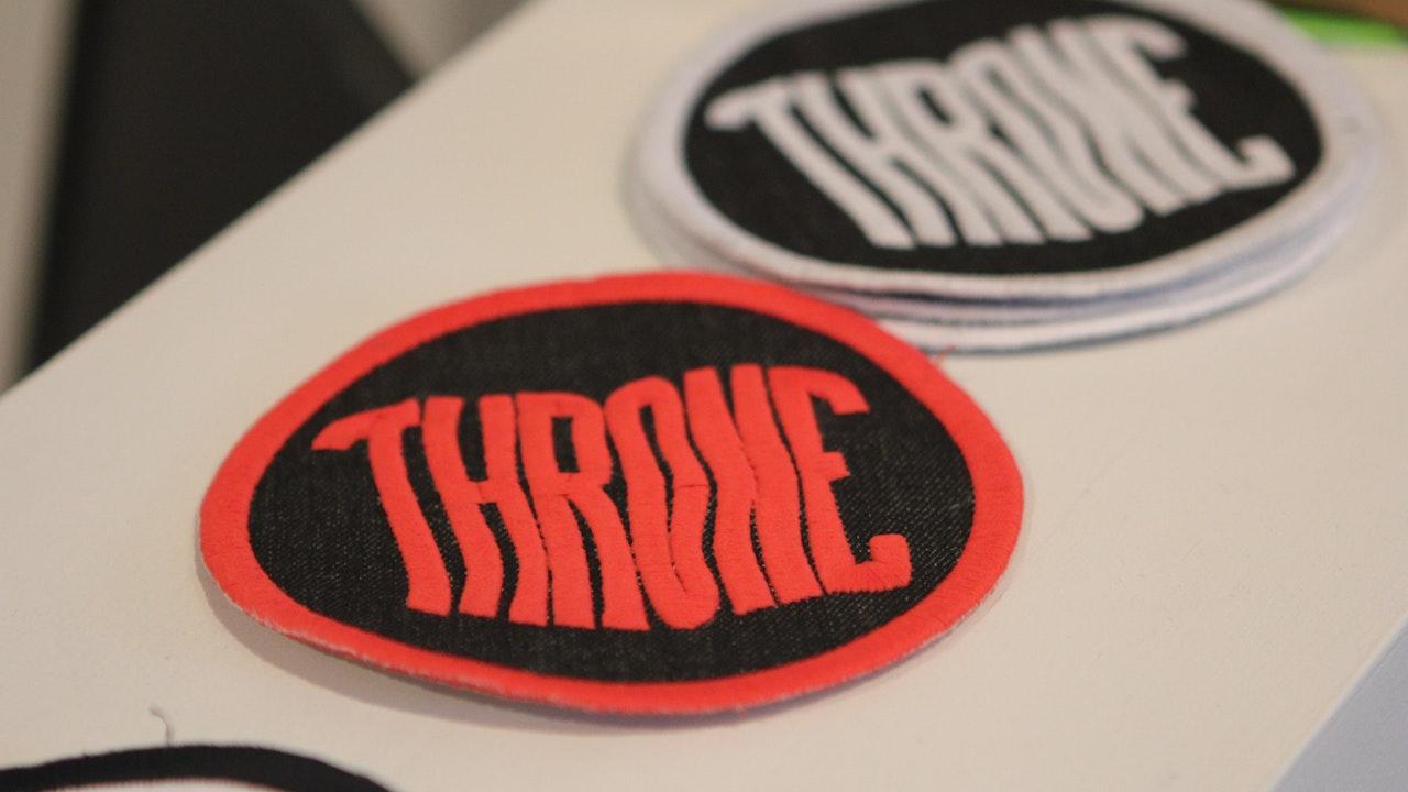 Throne ~ Tharsis Sleeps -