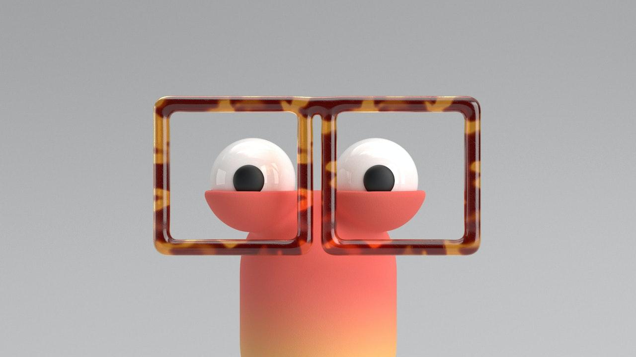 EyeBuyDirect ~ EyeBuy Guy -