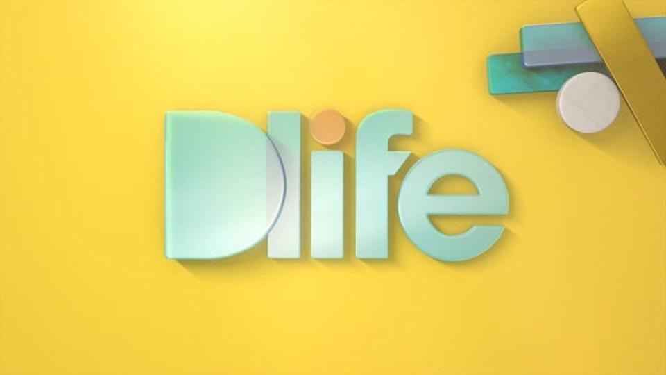 Dlife - caption