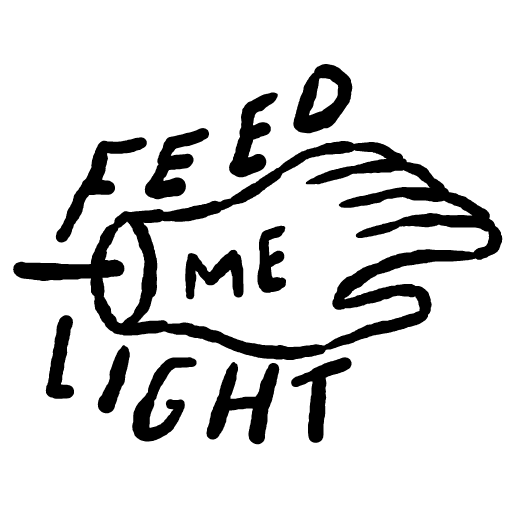 Feed Me Light Logo