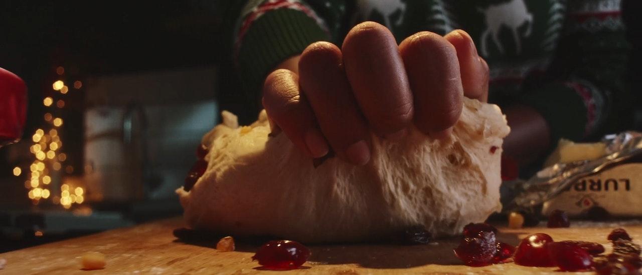 "Lurpak - ""The Cook Makes Christmas"""