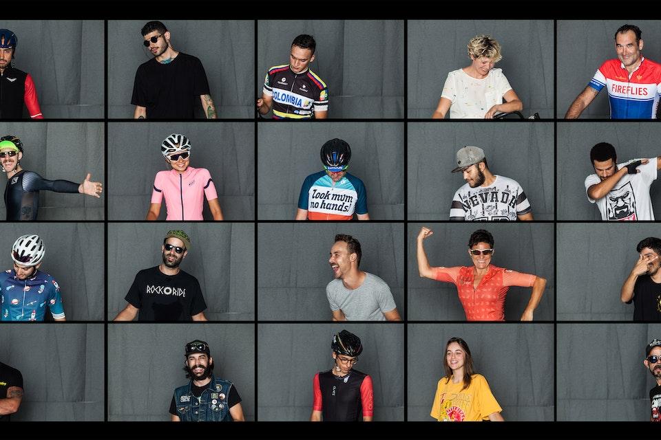 Ciclistas del Mundo Barcelona Studios