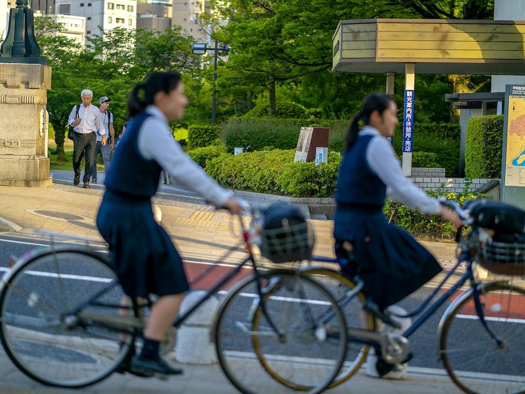 Peace Park 広島平和記念公園