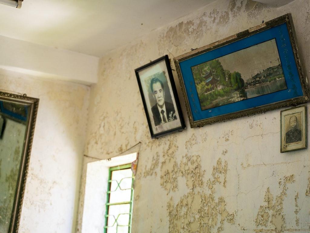 Abandoned Hakka Villages   Hong Kong's New Territories