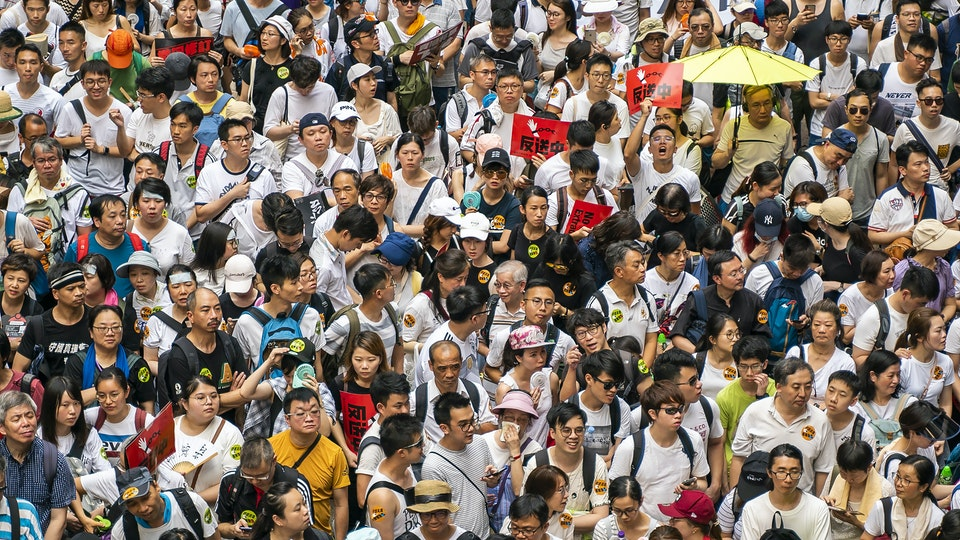 United in Opposition | Anti-Extradition Protests