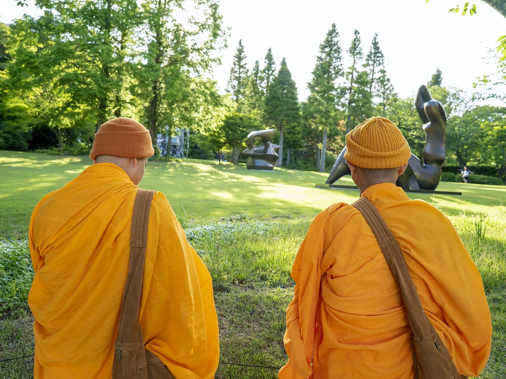 Hakone Open-Air Museum 箱根 彫刻の森美術館