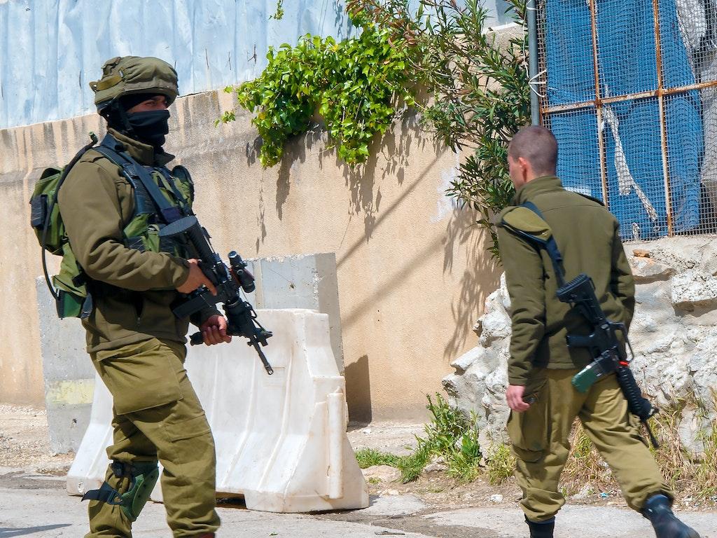 Children of Occupation