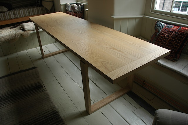 Upstairs Table
