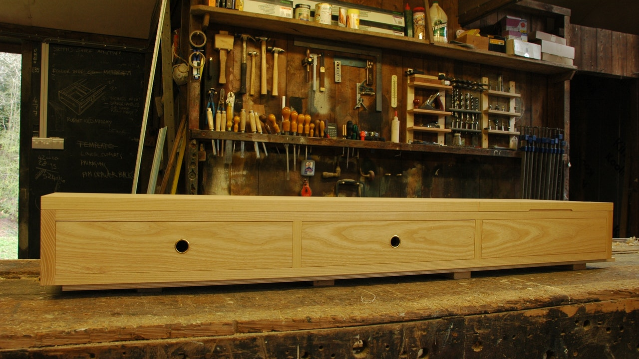 Ash Console table