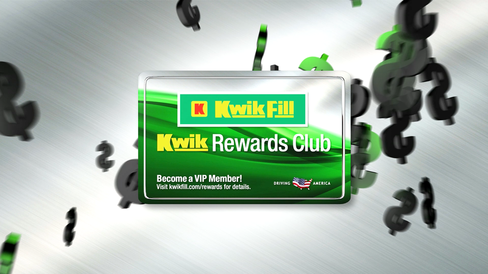 Kwik Fill Rewards Club