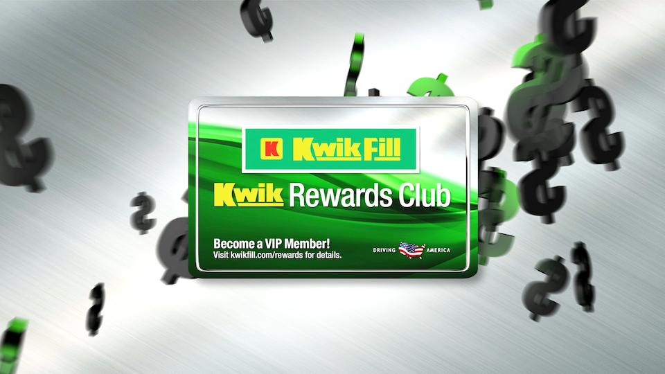 Kwik Fill Rewards Club
