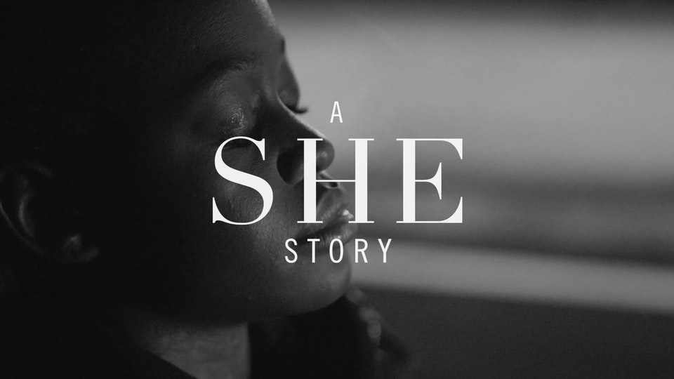 GIJS STOLLMAN // SOUND AND MUSIC - Robin de Puy | A She Story - Michaela DePrince