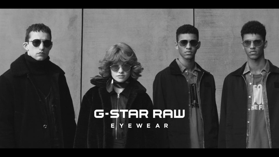 GIJS STOLLMAN // SOUND AND MUSIC - G-Star RAW EyeWear 2018