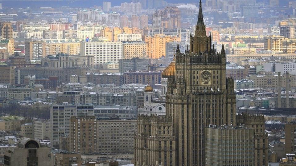 GIJS STOLLMAN // SOUND AND MUSIC - A Trip Thru Moscow