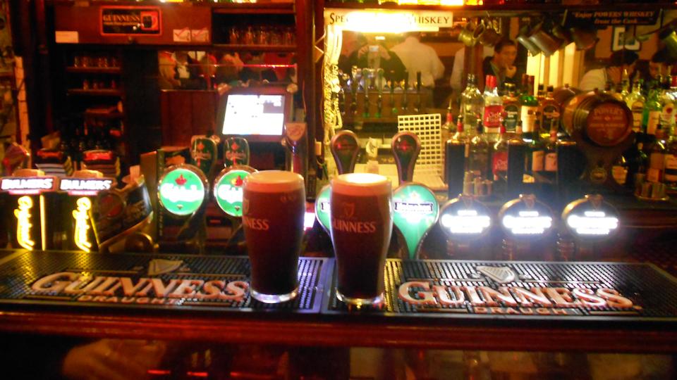 GIJS STOLLMAN // SOUND AND MUSIC - Dublin Pub Music