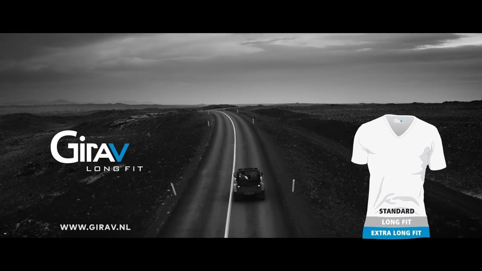 GIJS STOLLMAN // SOUND AND MUSIC - GIRAV Long Fit 2017 TV Commercial