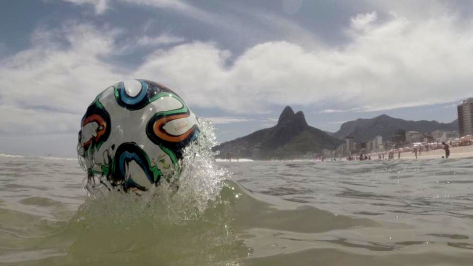 EULOGIO ROMERO | Director & Productor Ejecutivo - Eulogio Romero, el español que juega al fútbol con HBO