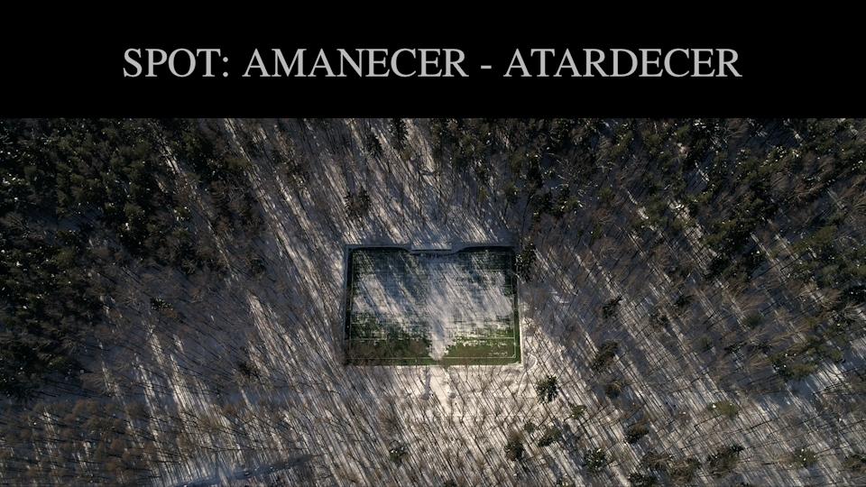 Destino Rusia 2018 HBO / DR2018 / SPOT: AMANECER - ANOCHECER