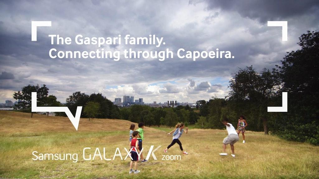 SAMSUNG 100 DAYS OF FAMILY - GASPARI FAMILY