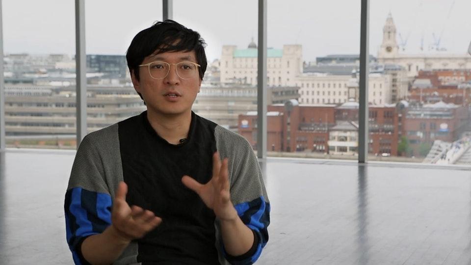 TATE THE TANKS: SUNG HWAN KIM (1.5 min)