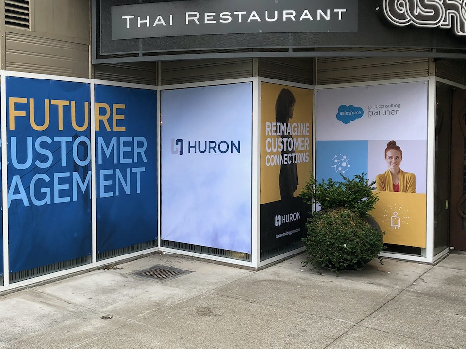 Hugo Dominguez - Window Graphics – Dreamforce