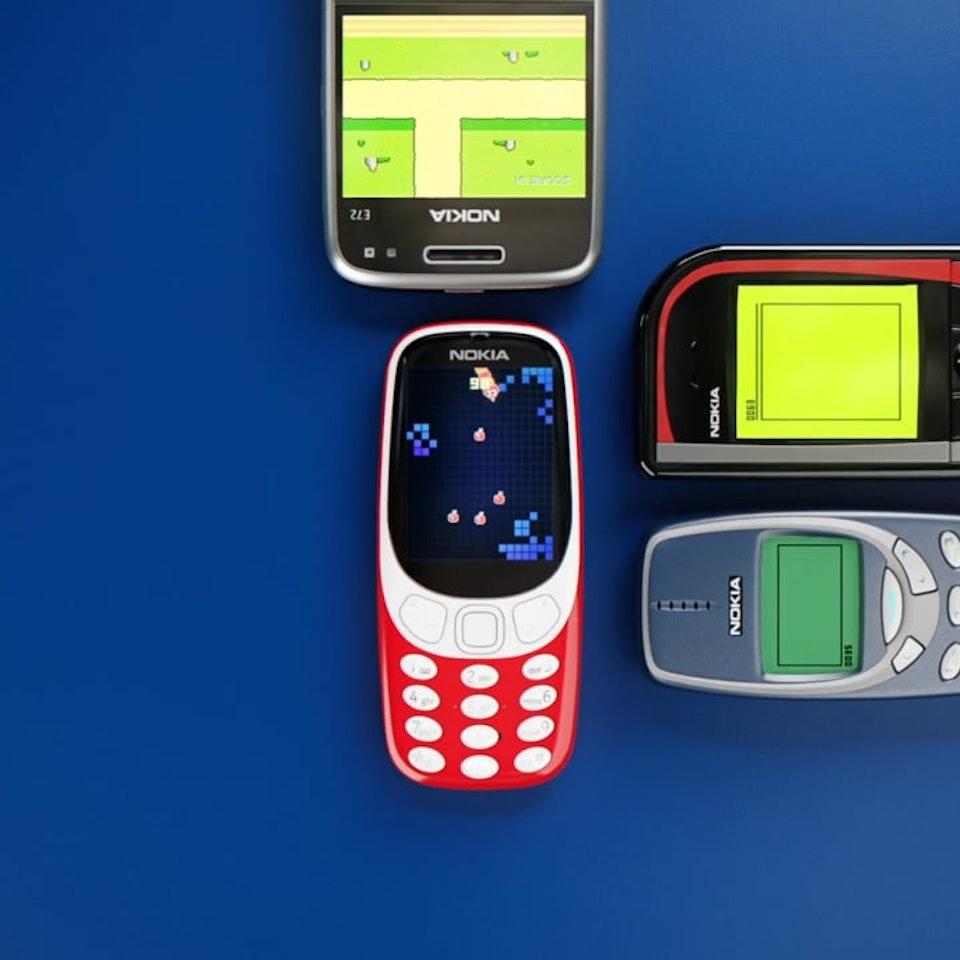 """Nokia Vietnam """"Snake"""" - Tet Promo TVC"""