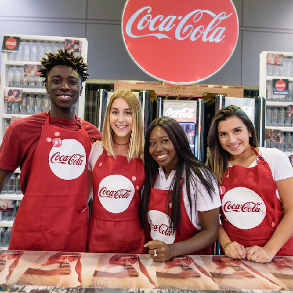 Coca-Cola Brand Ambassadors Flickr - img 1