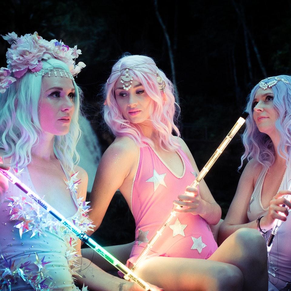 Jessica Mary Clayton | Costume Designer | Wardrobe Stylist I Flow Artist - Spin Starlets